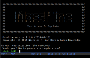 massmine-in-emacs